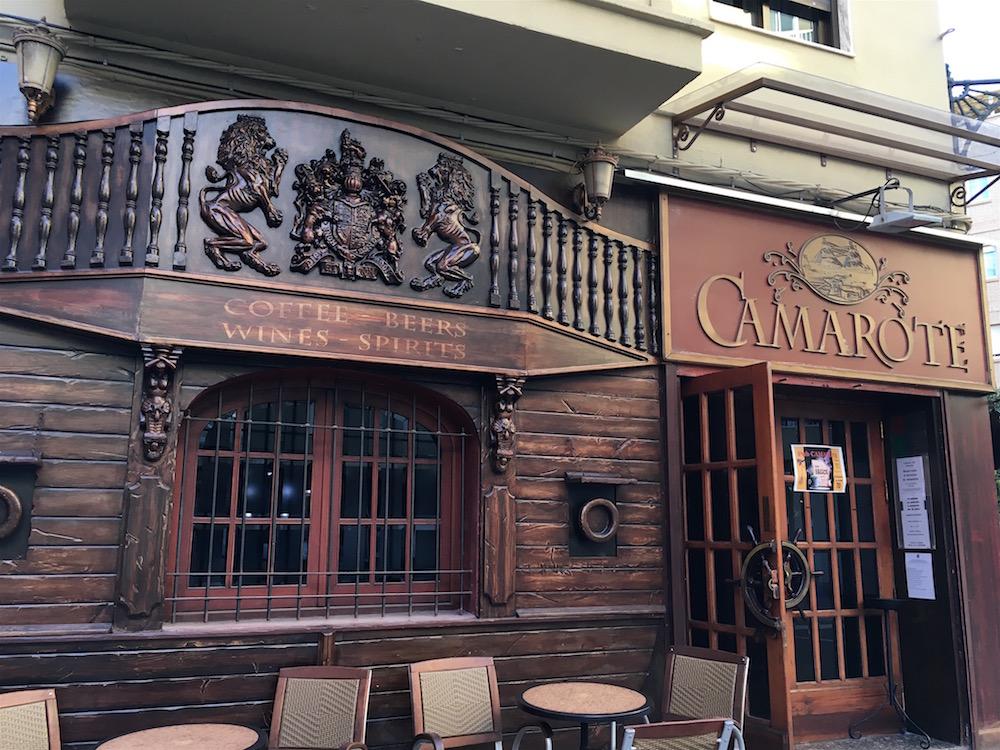 Bar Camarote Utiel Spain