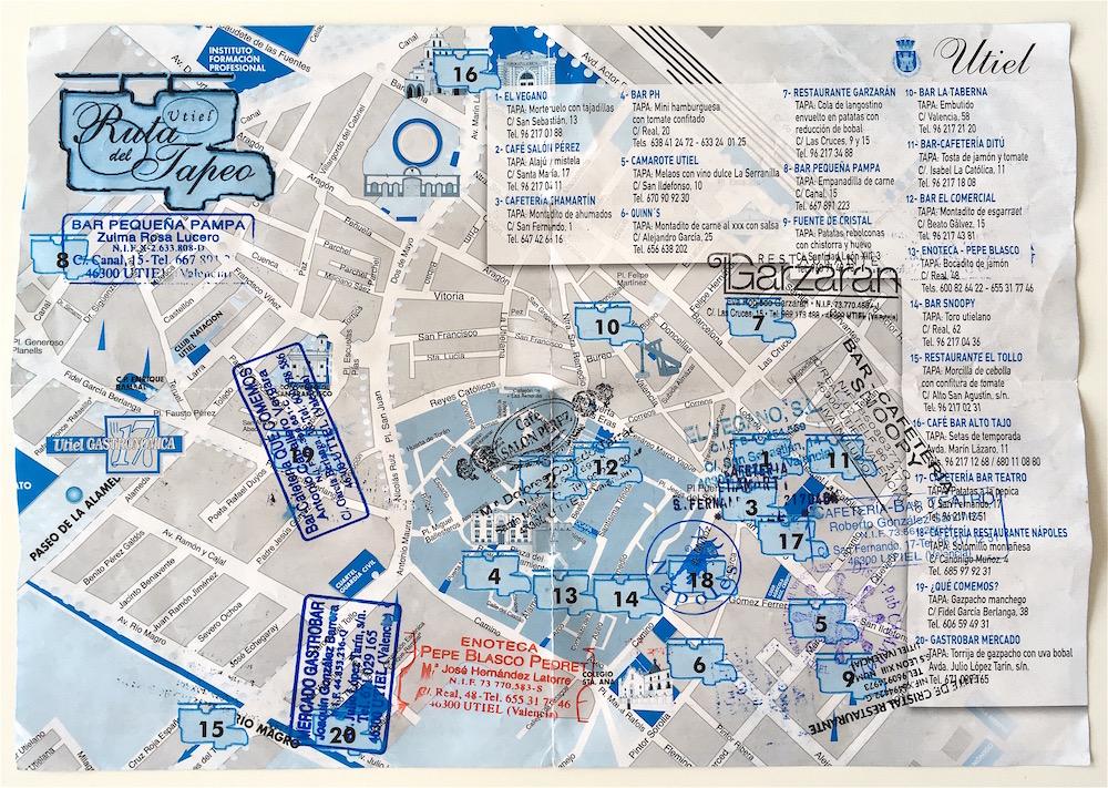 Ruta-de-Tapeo-Map