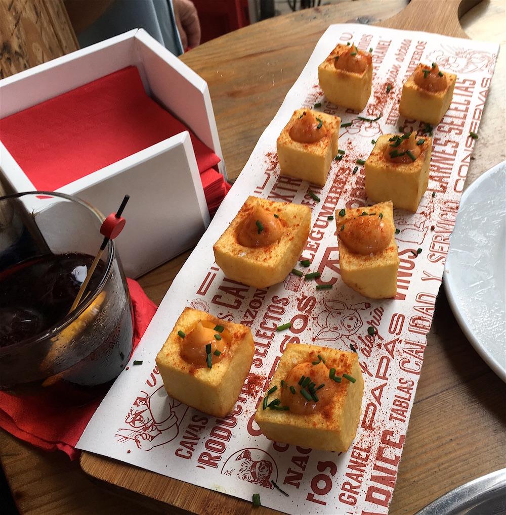 patatas bravas colmado lalola valencia