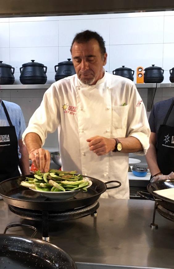 Chef Beni