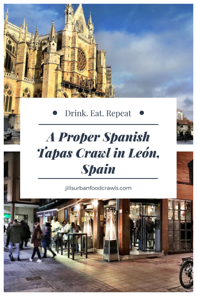 A Proper Spanish Tapas Crawl in León, Spain