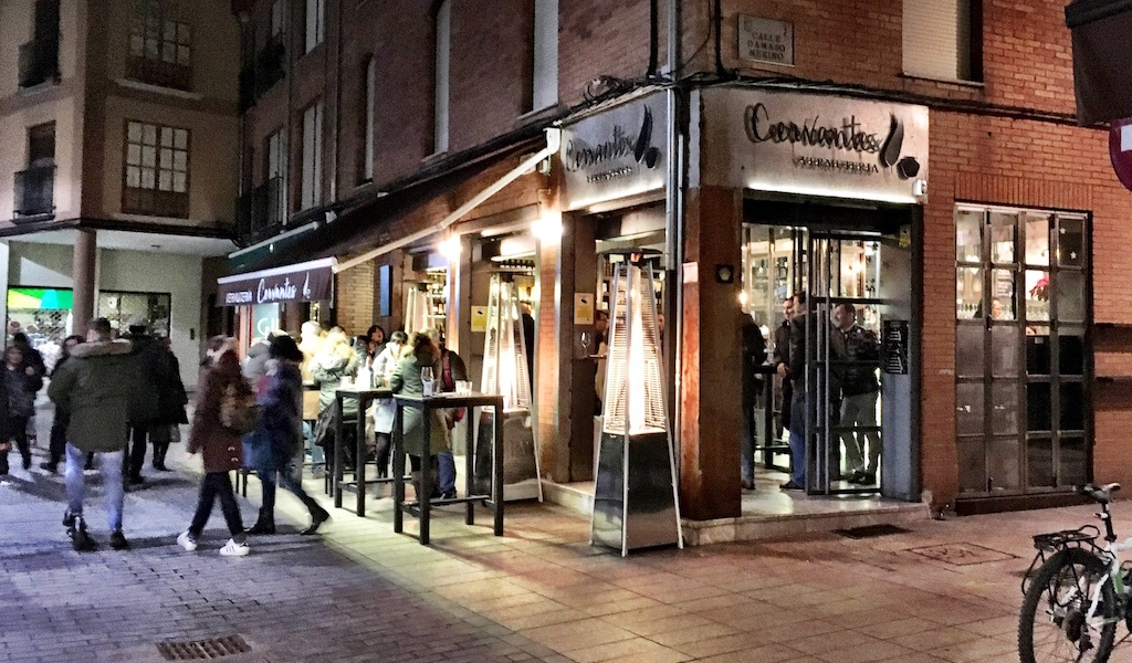 Cervantes Vermuteria Tapas Bar Leon Spain
