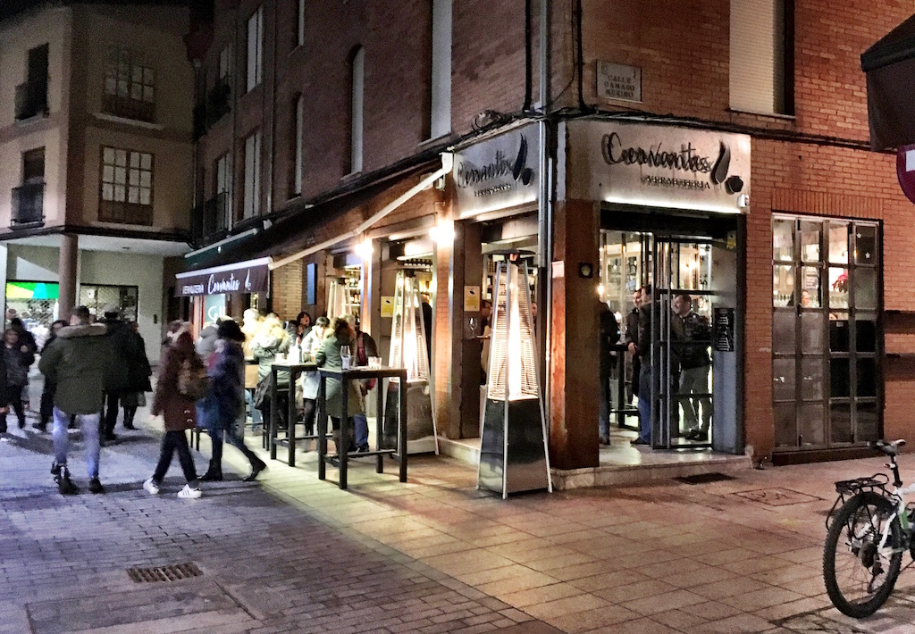 Cervantes Vermuteria Tapas Bar Leon Spain