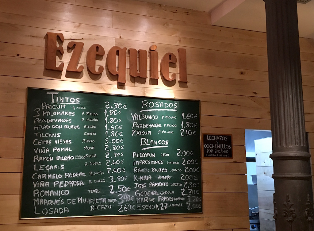 Ezequiel-Wine-List