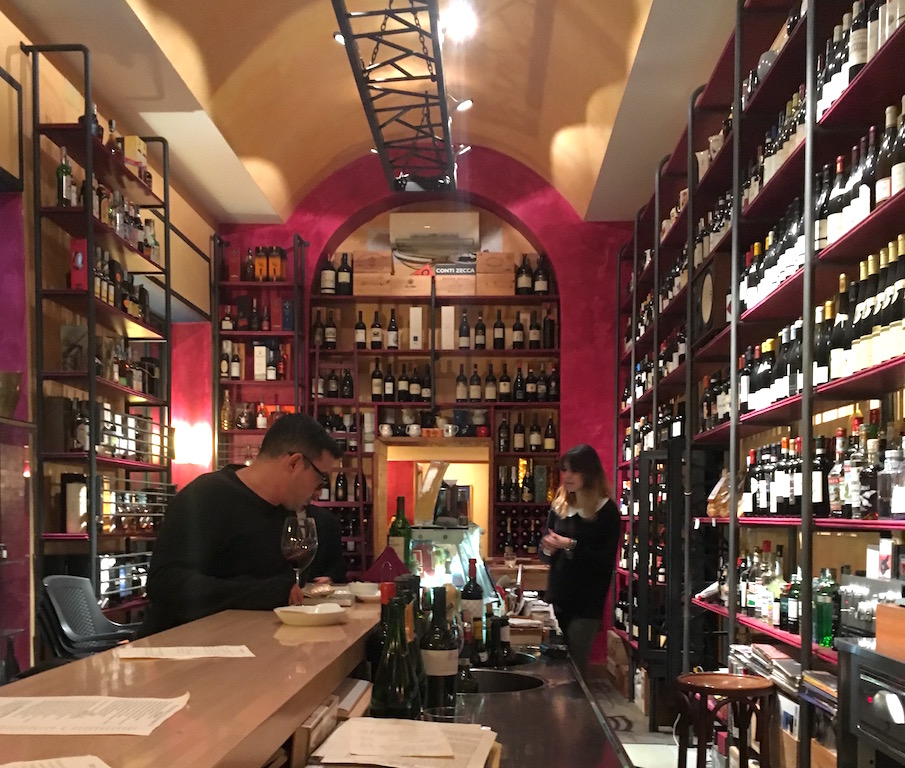 i colori del vino Rome Italy