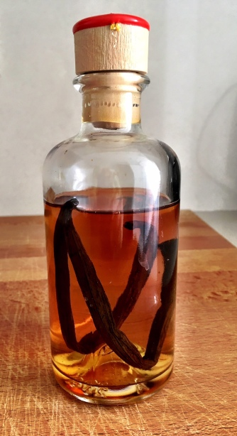 Vanilla Infused Rum