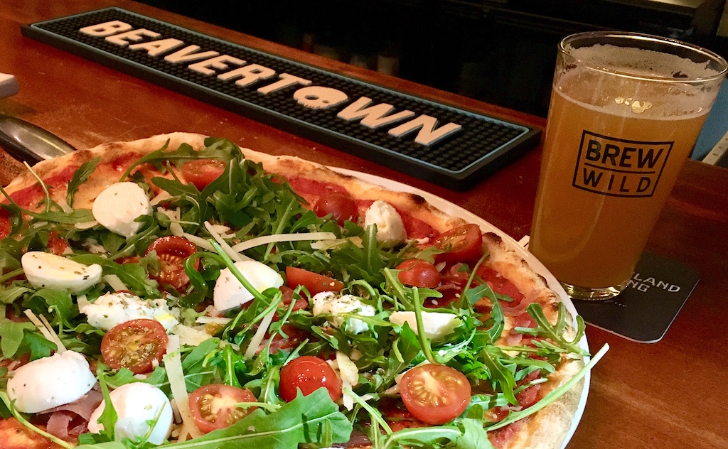 Parma Pizza Brew Wild Madrid