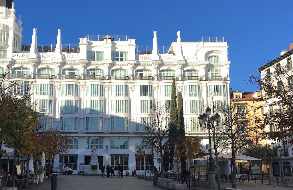 ME Madrid Reina Victoria Hotel Plaza Santa Ana