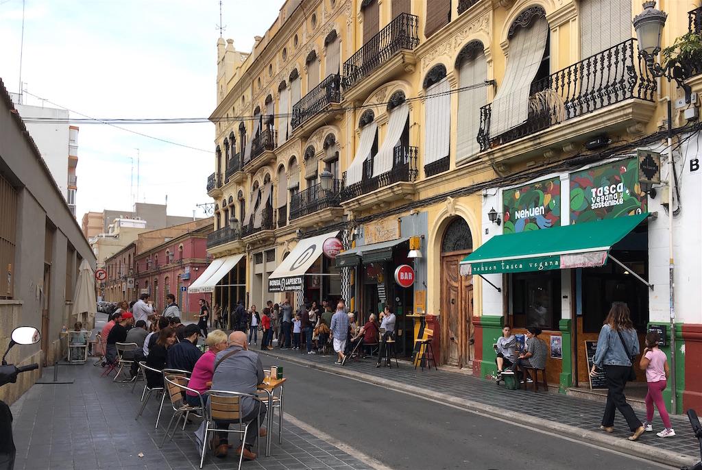 El Grao Valencia tapas bars