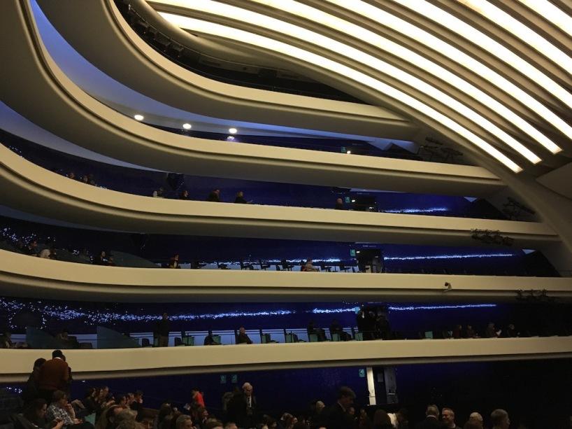 Reina Sofia Opera Sala Principal
