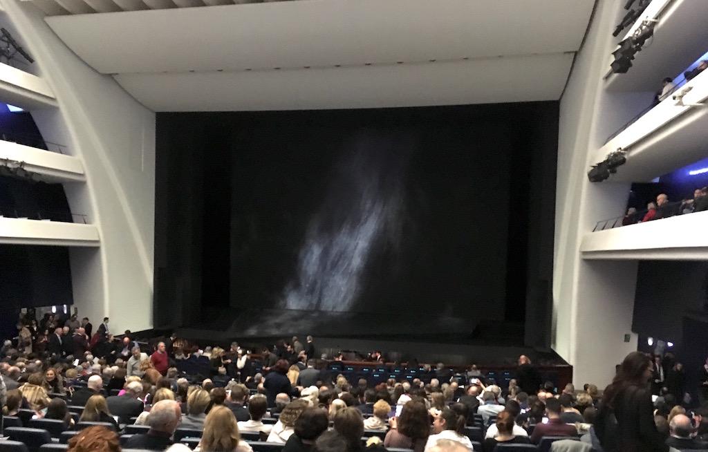 Reina Sofia Sala Principal stage