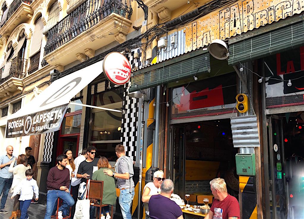 Tapas Bars El Grao Valencia