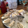 Oysters Hanks District Wharf DC