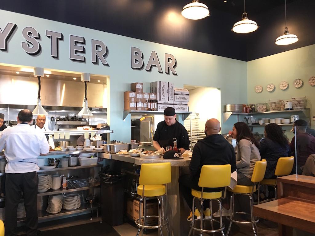 Hanks Oyster Bar District Wharf DC
