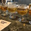 Attaboy Beer Tasting Flight