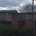 McClintock Distillery building Carroll Creek Frederick Maryland