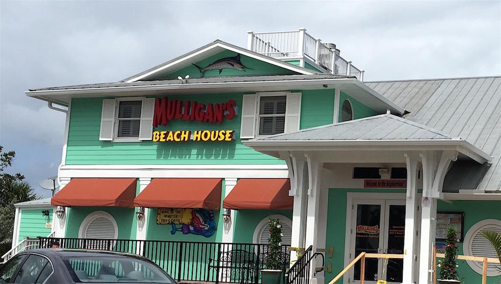 Mulligans Beach House Sebastian Florida