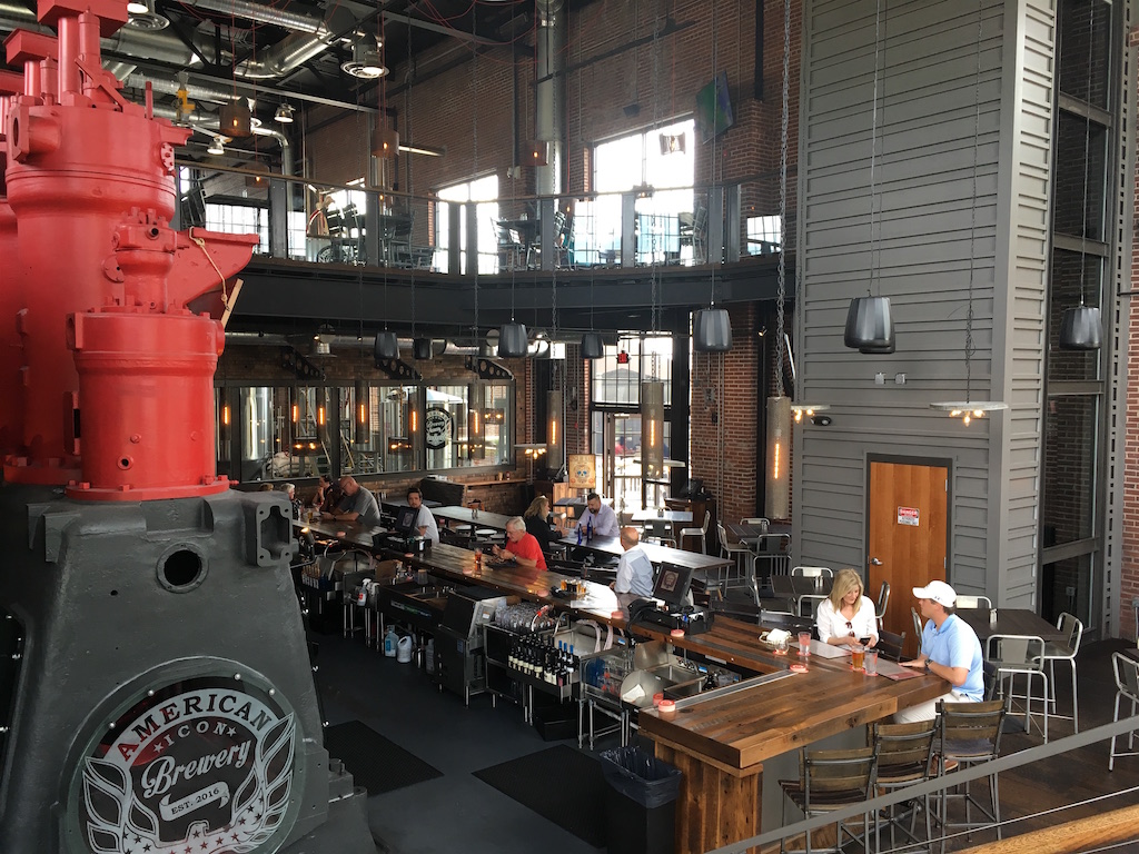 American Icon Brewery Vero Beach Florida