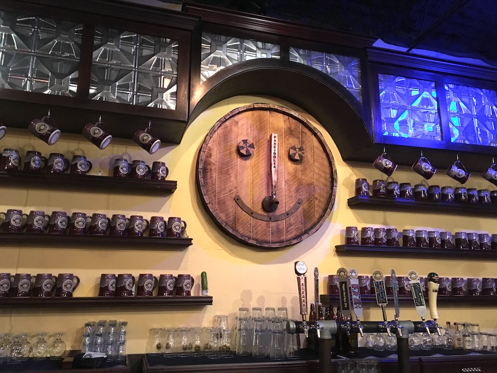 Pareidolia Brewing Bar Sebastian Florida