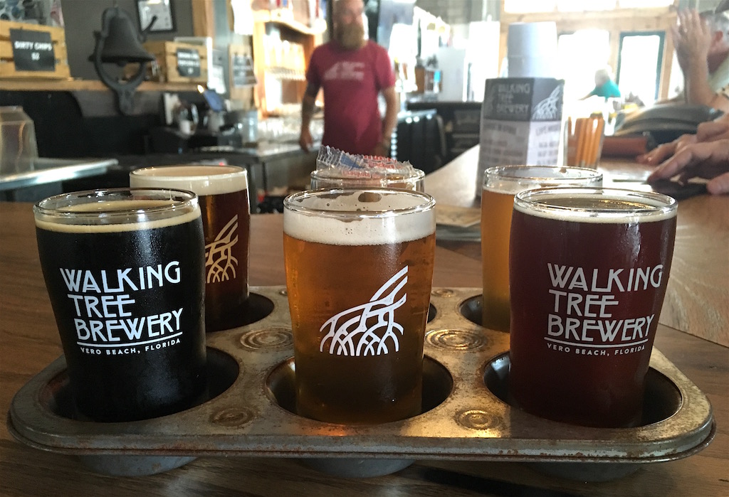 Walking Tree Tasting Flight copy