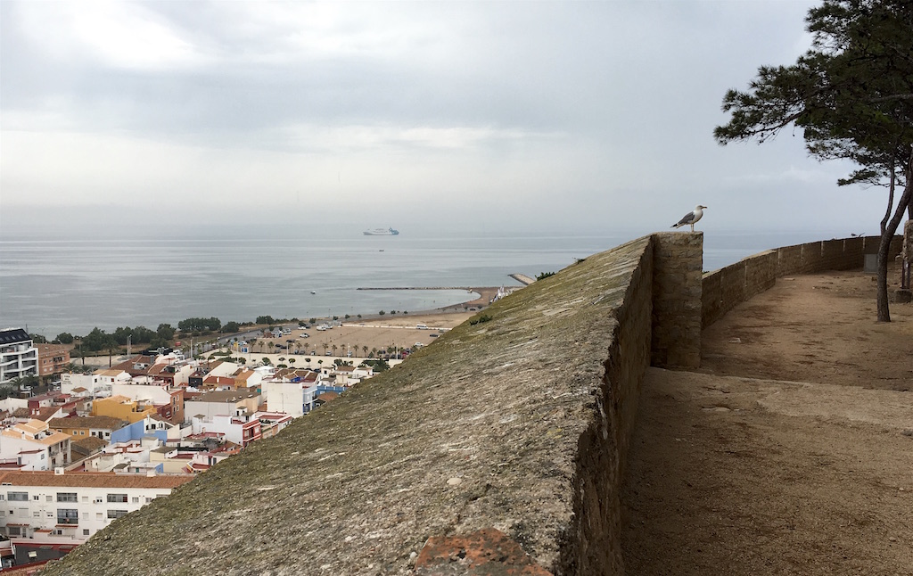 Denia-Castle-Sea-View