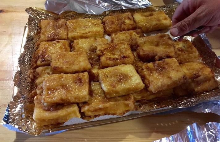 Leche Frita Fried Milk Castilla y Leon