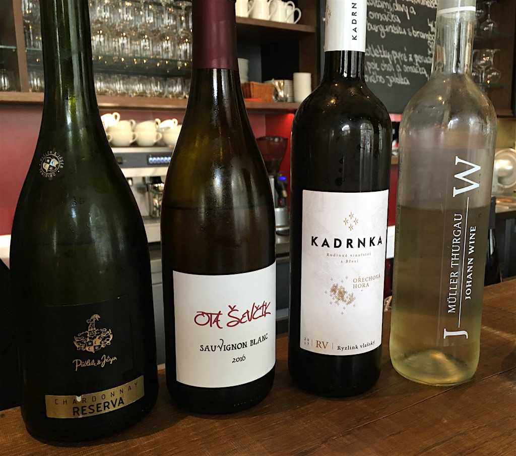 Wine Bars in Prague Czech Wines