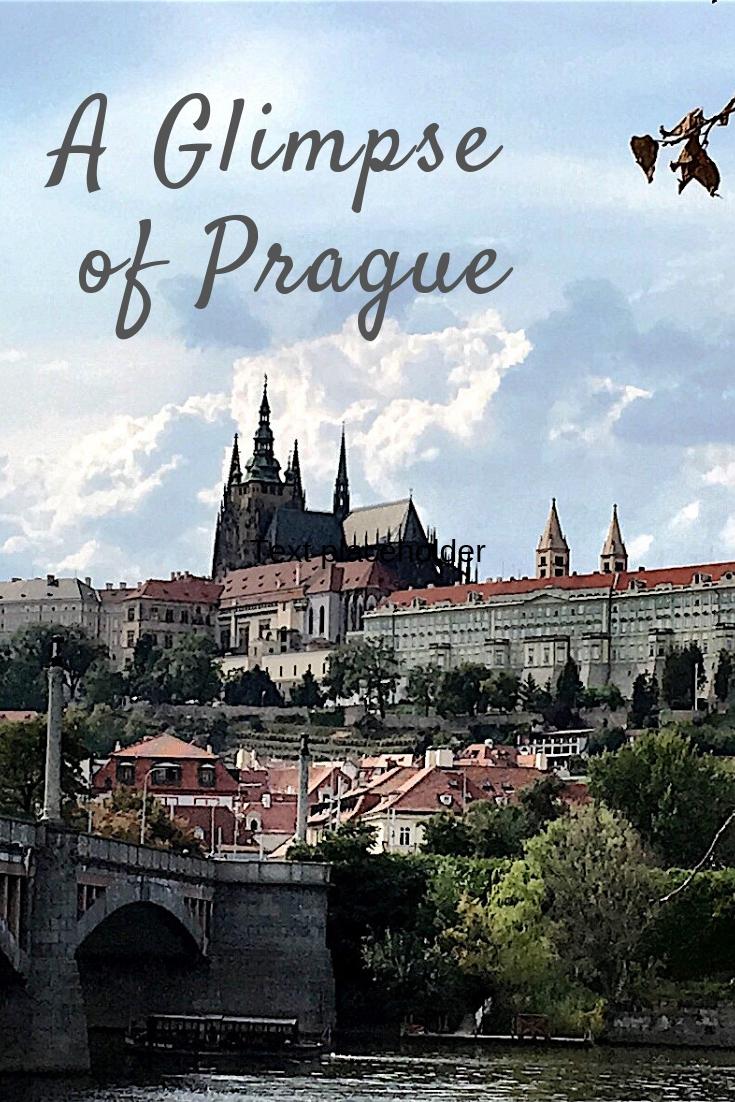 Glimpse of Prague