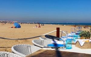 Marina Beach Club El Portet Valencia