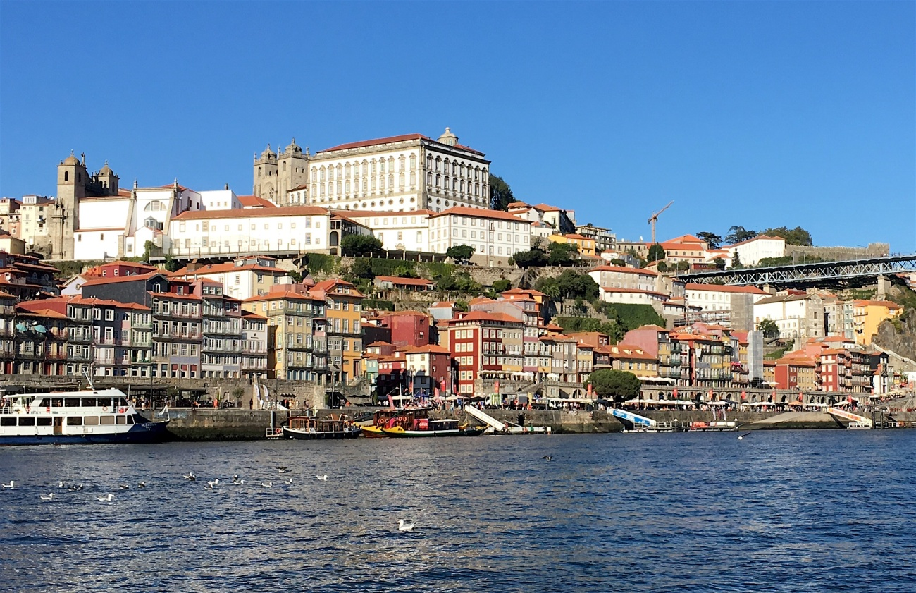Ribeira District Porto Portugal
