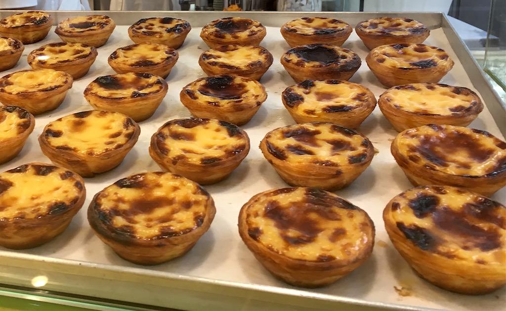 Manteigaria pasteis pastel de nata porto