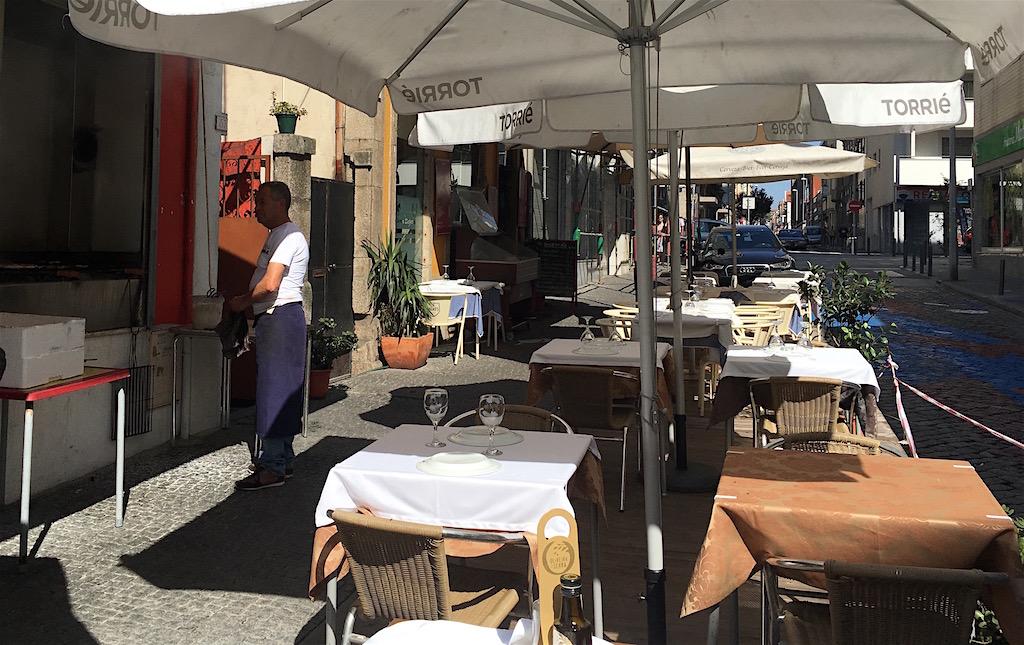 restaurants rua godhino matosinhos