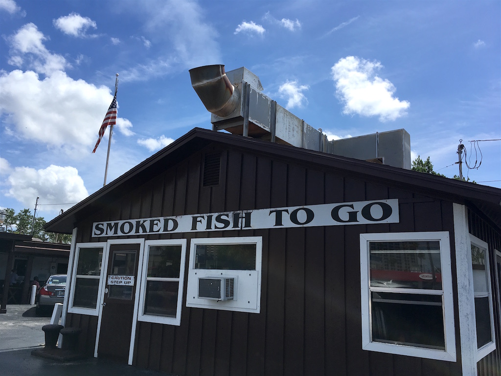 Ted Peters smoked fish smokehouse florida