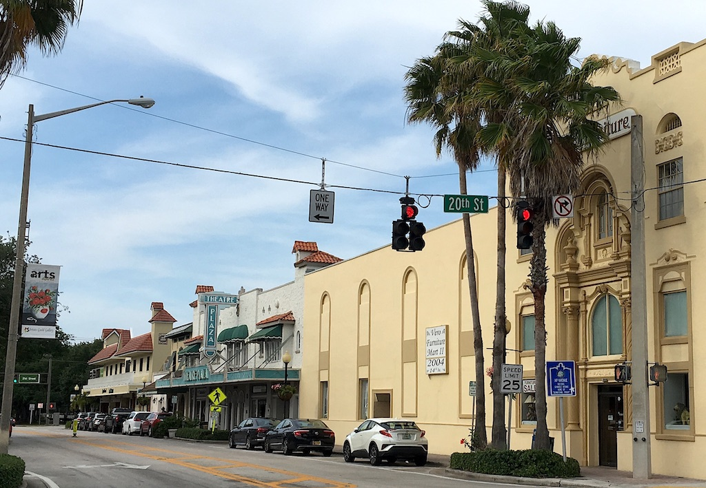 14th avenue vero beach historic arts district