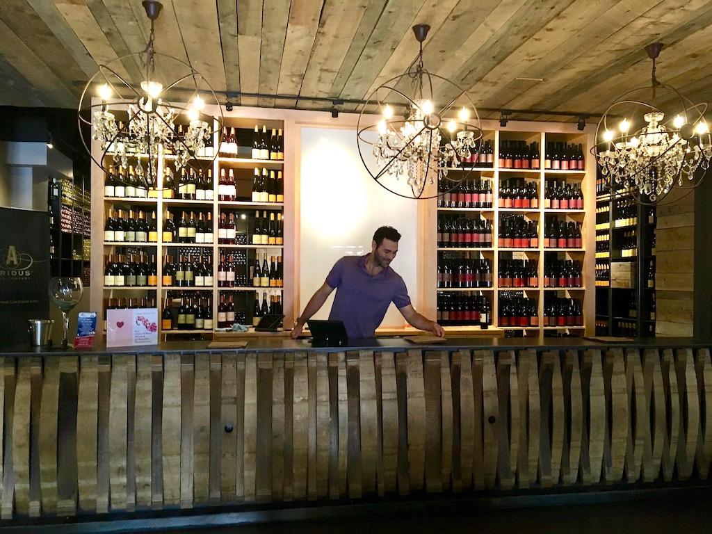 aridus winery tasting bar scottsdale arizona