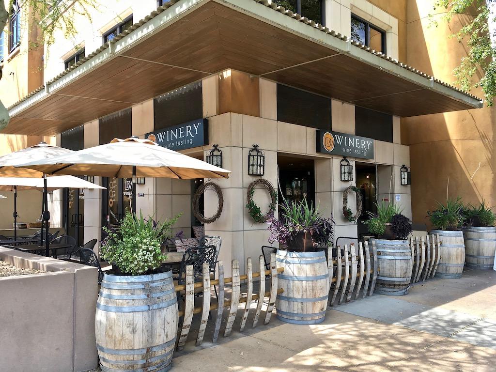 ldv winery scottsdale arizona tasting room