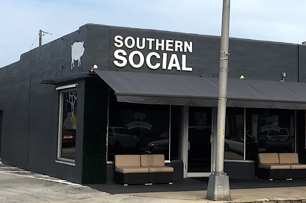 Southern Social Restaurant and Bar Vero Beach Florida