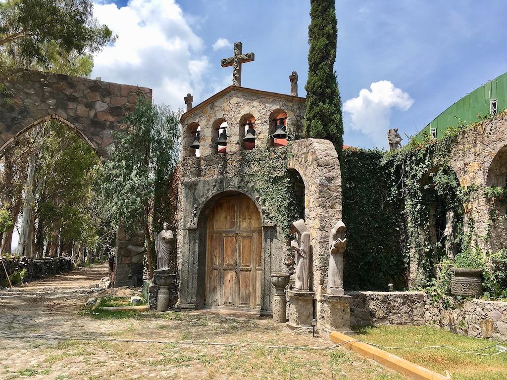 rancho toyan chapel