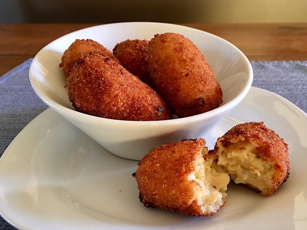 shrimp croquettes croquetas de gambas recipe