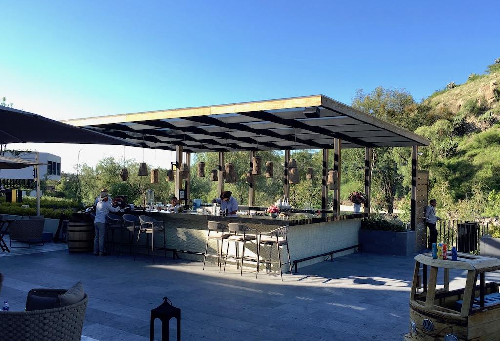 Live Aqua Mario Canario pool bar
