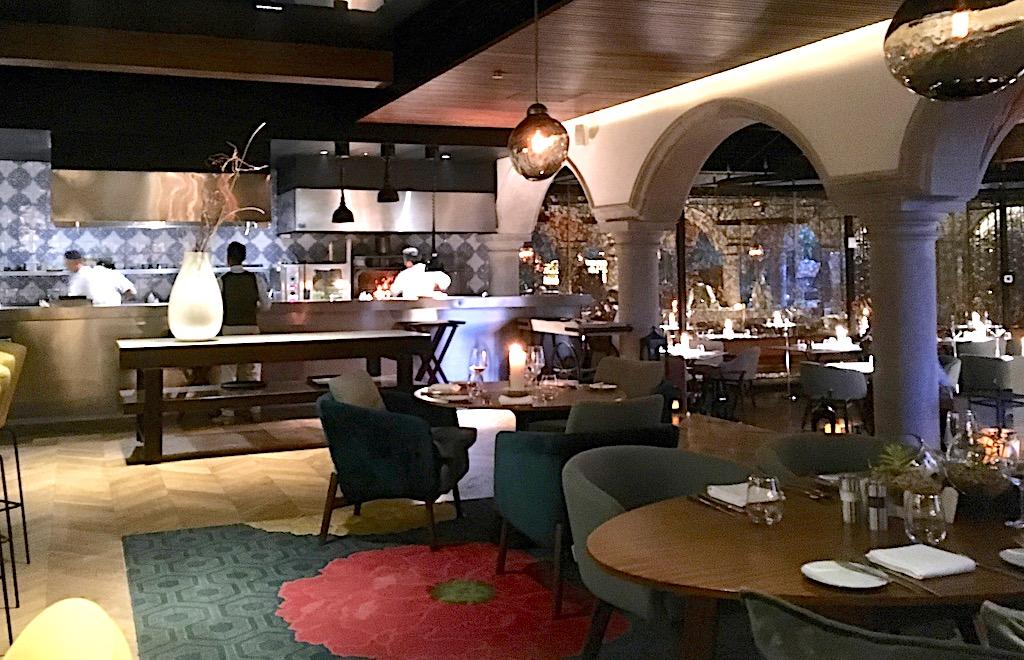 Zibu Allende Restaurant Live Aqua