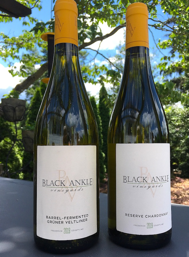 black ankle white wines chardonnay gruner
